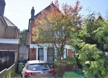 Thumbnail 4 bed semi-detached house for sale in Culverley Road, London