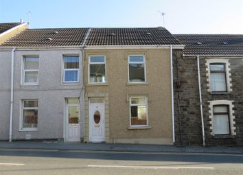 Thumbnail 3 bed terraced house for sale in Llandafen Road, Llanelli
