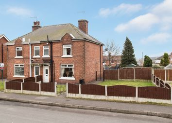 Thumbnail 3 bed semi-detached house for sale in Oak Avenue, New Ollerton