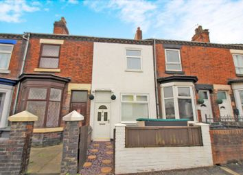 Thumbnail 4 bed terraced house to rent in Williamson Street, Tunstall, Stoke-On-Trent