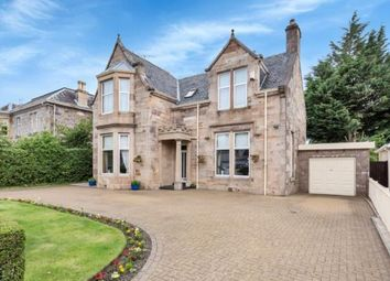 Thumbnail 4 bed detached house for sale in Victoria Road, Paisley, Renfrewshire