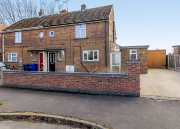 Thumbnail 2 bed semi-detached house for sale in Holywell Crescent, Braithwell, Rotherham, South Yorkshire S667Ag
