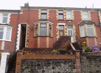 Thumbnail 3 bed terraced house for sale in Gwern Berthi Road, Abertillery