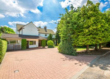 Thumbnail 5 bed detached house for sale in Poplars Farm Road, Barton Seagrave, Kettering