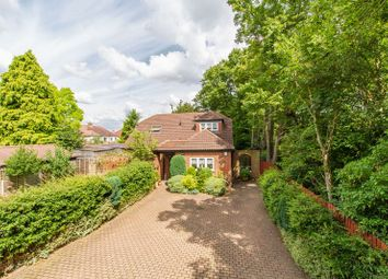 Thumbnail 4 bed detached bungalow for sale in Lambourne Road, Chigwell