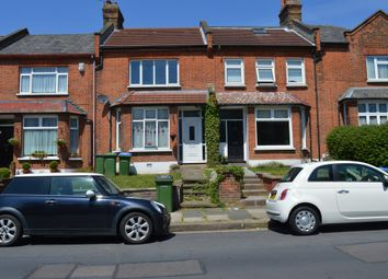 Thumbnail 3 bed terraced house to rent in Dumbreck Road, London