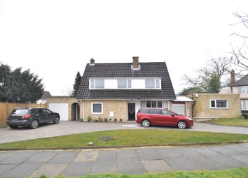 Thumbnail 3 bed detached house for sale in Melbury Close, Chislehurst, Kent