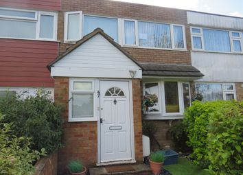 Thumbnail Terraced house for sale in Laidon Close, Bletchley, Milton Keynes