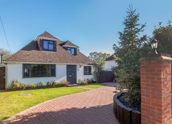 Thumbnail 4 bed detached house for sale in Latimer Close, Little Chalfont, Amersham