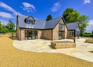 Thumbnail 4 bedroom detached house for sale in Bourn, Cambridge