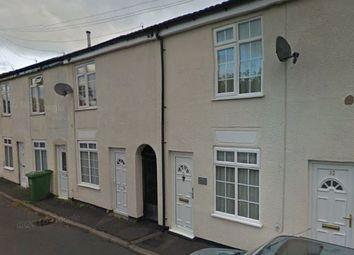 Thumbnail 1 bed terraced house for sale in Mill Lane, Kidderminster