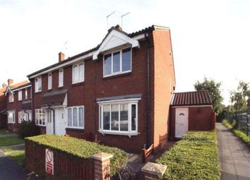 Thumbnail 2 bed terraced house to rent in Portholme Road, Selby