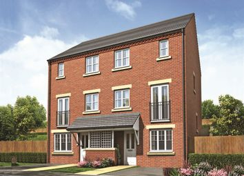 "Thumbnail 3 bed terraced house for sale in ""The Wycliffe"" at Acresbrook, Stalybridge"