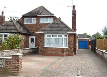 Thumbnail 3 bed semi-detached bungalow for sale in Fairfield Avenue, Scartho, Grimsby