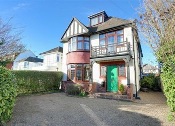 Thumbnail 5 bedroom detached house for sale in Second Avenue, Westcliff, Essex