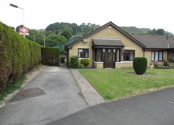 Thumbnail 2 bed semi-detached bungalow for sale in Station Road, Chinley, High Peak