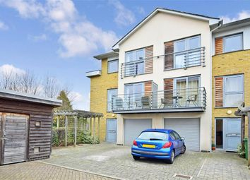 Thumbnail 4 bed terraced house for sale in Arundel Square, Maidstone, Kent
