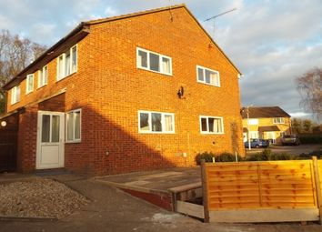 Thumbnail 1 bed property to rent in Christie Road, Stevenage