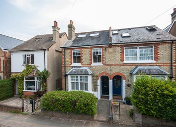 Thumbnail 5 bed semi-detached house for sale in Springcopse Road, Reigate