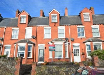 Thumbnail 4 bed terraced house for sale in Exe Vale Terrace, Tiverton