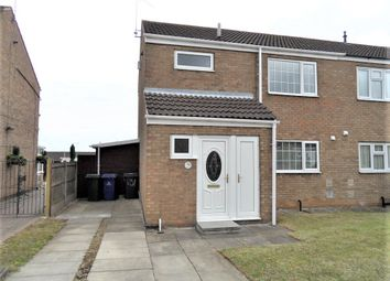 Thumbnail 3 bed semi-detached house for sale in Bosworth Road, Adwick Le Street, Doncaster