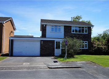 Thumbnail 4 bed detached house for sale in Whitegates Close, Willaston