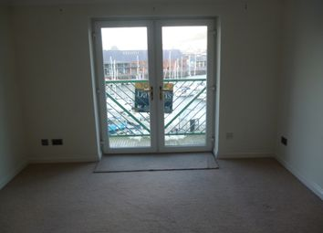Thumbnail 2 bedroom flat to rent in Ferrara Square, Maritime Quarter, Swansea