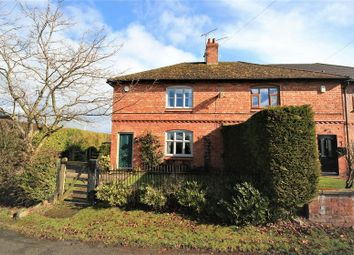 Thumbnail 2 bed cottage for sale in New Woodhouses, Broughall, Whitchurch
