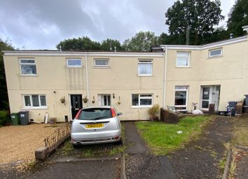 Wye Court, Thornhill, Cwmbran NP44. 3 bed terraced house