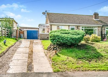 Thumbnail 3 bed semi-detached bungalow for sale in Burnt House Road, Cantley, Norwich