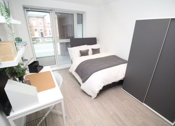 Thumbnail 1 bed flat to rent in London Road, Newcastle