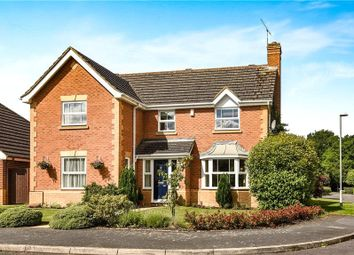Thumbnail 6 bed detached house for sale in Lindberg Way, Woodley, Reading