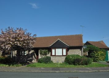 Thumbnail 3 bed detached bungalow for sale in Alexander Drive, Needham Market, Ipswich