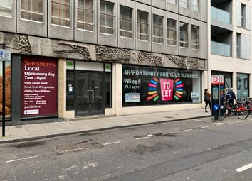 Thumbnail Office to let in Rochester Row, London