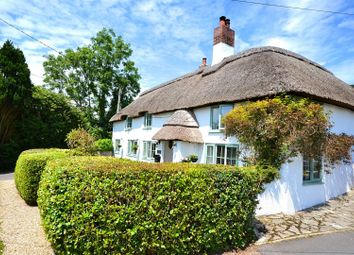 Thumbnail 4 bed cottage for sale in The Green, Morcombelake, Bridport