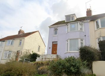 Thumbnail 4 bed end terrace house for sale in The Reeves Road, Chelston, Torquay