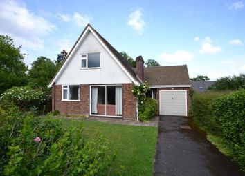 Thumbnail 4 bed bungalow for sale in Vauxhall Gardens, Tonbridge, Kent