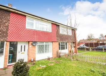 Thumbnail 4 bed terraced house for sale in Balliol Road, Kempston, Bedford