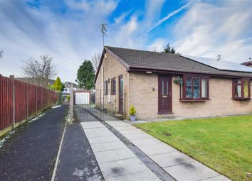 Thumbnail 2 bed semi-detached bungalow for sale in Buckton Vale Road, Carrbrook, Stalybridge