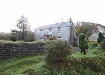 Thumbnail 4 bed farm for sale in Pontantwn, Kidwelly