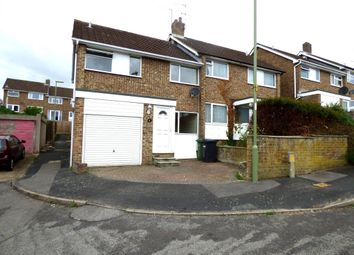Thumbnail 3 bed semi-detached house to rent in Lewins Walk, Bursledon, Southampton