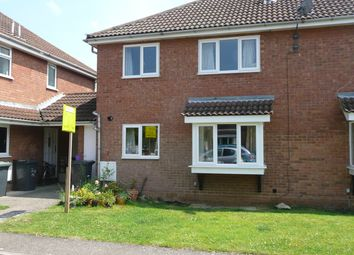 Thumbnail 2 bed semi-detached house to rent in Heron Close, Biggleswade