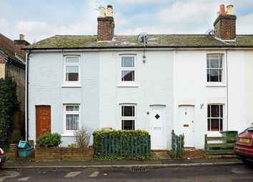 Thumbnail 2 bed terraced house for sale in Gladstone Road, Tunbridge Wells