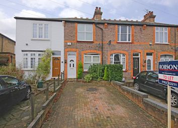Thumbnail 3 bed cottage to rent in Hallowell Road, Northwood