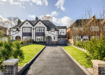 4 bed semi-detached house for sale in Warwick Road, Solihull, West Midlands B91