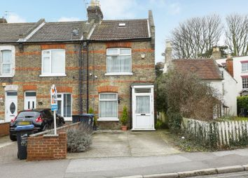 Thumbnail 2 bed end terrace house for sale in Grange Road, Ramsgate