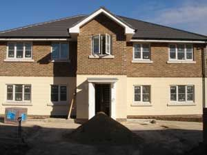 Thumbnail 2 bed flat to rent in Provident Court, Millers Close, Dartford, Kent
