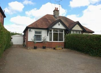 Thumbnail 2 bed semi-detached bungalow for sale in Boughton Lane, Moulton, Northampton