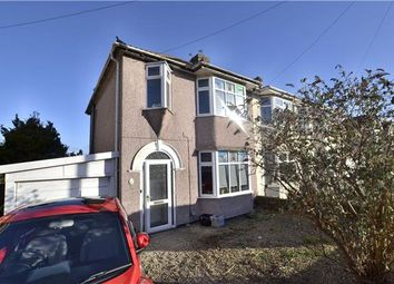 Thumbnail 3 bed semi-detached house for sale in Mackie Avenue, Filton, Bristol