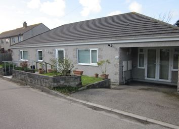Thumbnail 3 bed detached bungalow for sale in Little Lane, Hayle